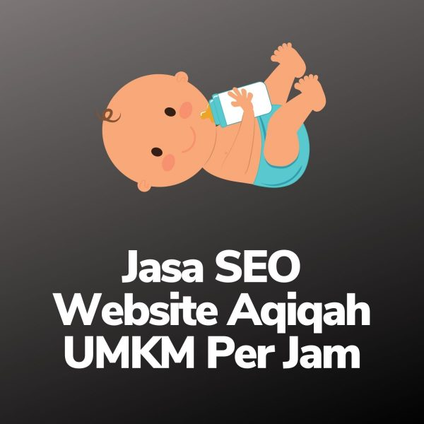 Jasa SEO Website Aqiqah UMKM Per Jam