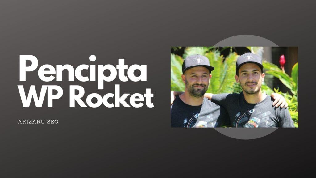 Pencipta WP Rocket