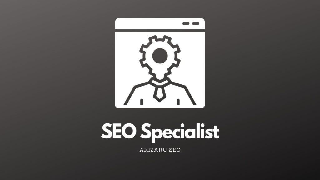 SEO Specialist: Si Professor Web Manager