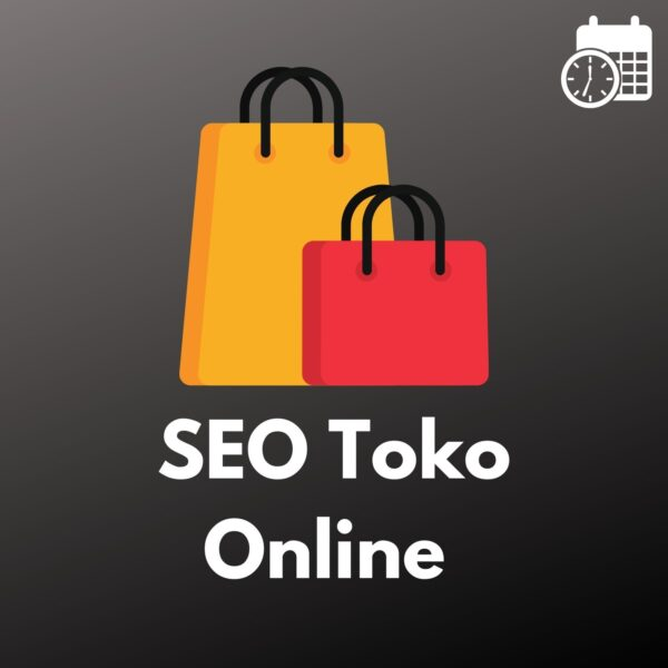 Jasa SEO Toko Online UMKM Per Jam