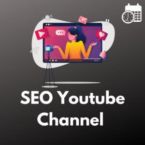 Jasa SEO Youtube Channel UMKM Per Jam