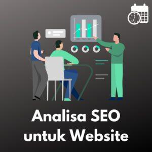 Jasa Analisa SEO untuk Website